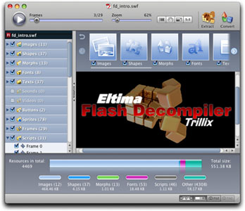 Flash Decompiler Mac 5.3 full
